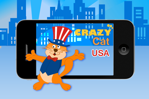 Screenshot Crazy Cat USA