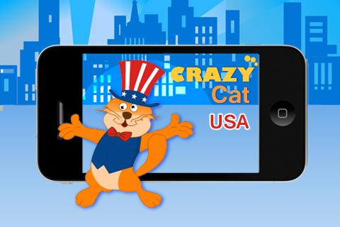 Screenshot Crazy Cat USA