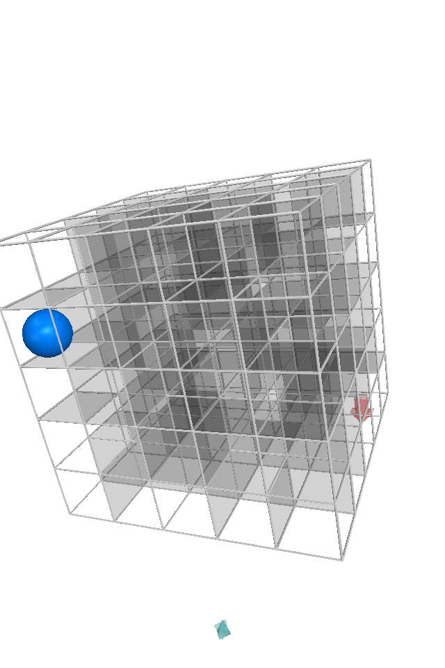 Screenshot Glass Maze 3D