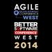 Agile Development & Better Software Conference West 2014